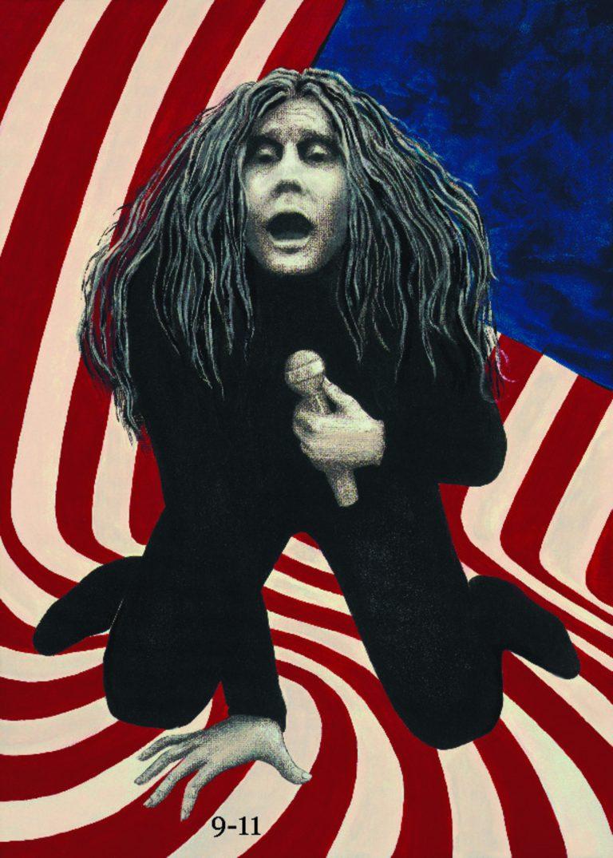 9/11 (Janis Joplin) by Grace Slick
