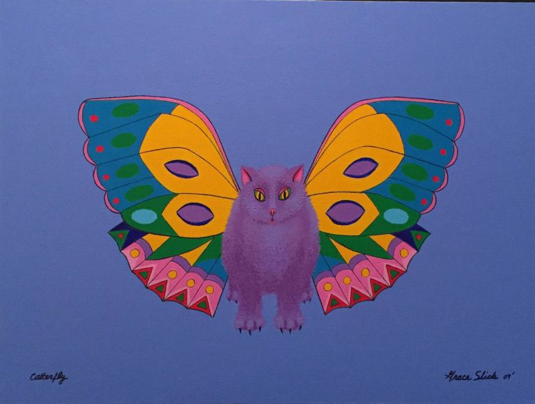 Caterfly by Grace Slick
